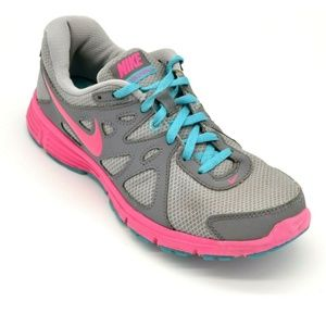 Nike Women's Revolution 2 Running Shoes Size 9